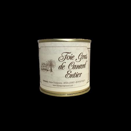 Boîte foie gras 100g (2 parts)