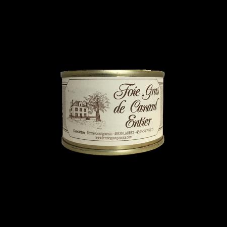 Boîte foie gras 60g (1part)